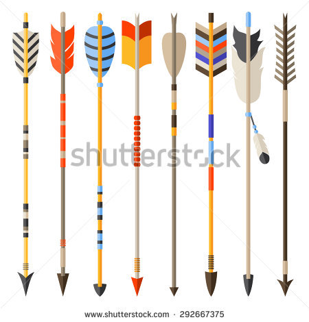 Indian arrow clipart images clip freeuse Indian Arrow Stock Images, Royalty-Free Images & Vectors ... clip freeuse