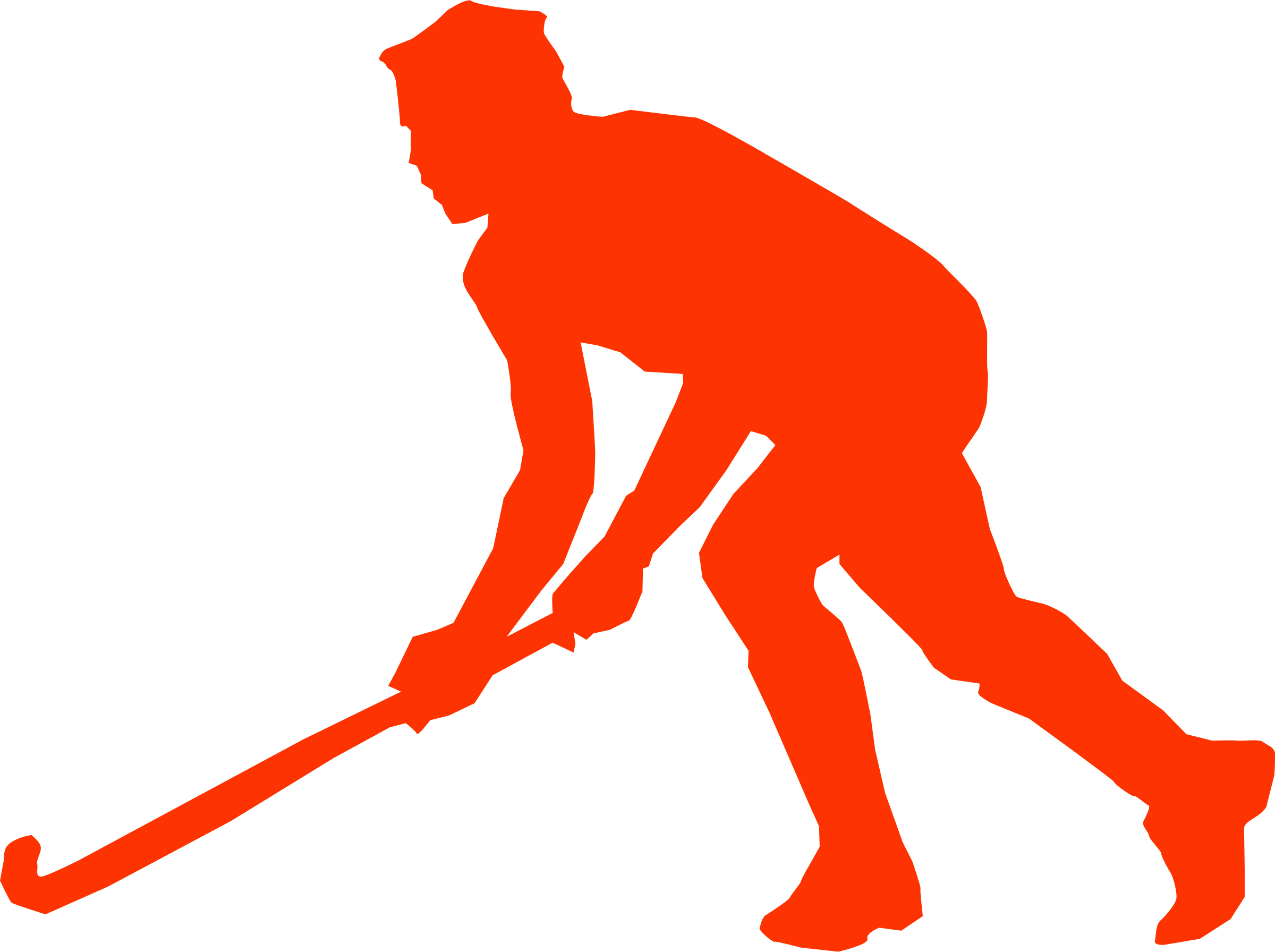 Hockey Clipart india - Free Clipart on Dumielauxepices.net jpg free library