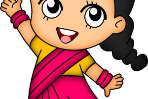 Indian boy and girl clipart clip freeuse library Indian girl clipart 11 » Clipart Station clip freeuse library