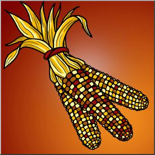 Indian corn clipart clipart transparent stock Clipart indian corn 1 » Clipart Portal clipart transparent stock