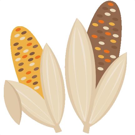 Indian corn clipart svg transparent download Indian Corn Fall SVG scrapbook cut file cute clipart files for ... svg transparent download