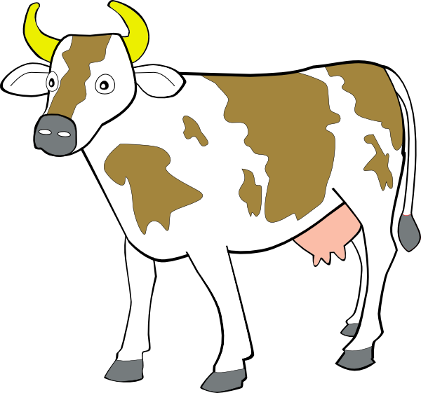 Indian cow clipart image banner black and white library Indian cow clipart » Clipart Station banner black and white library