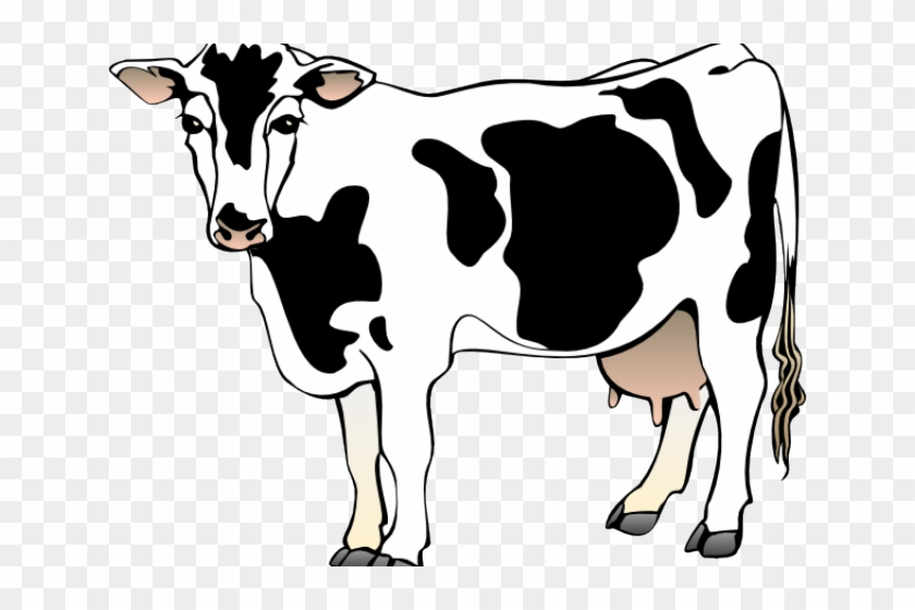 Indian cow clipart image picture free stock Ranch Clipart Indian Farm - Clip Art Realistic Cow, HD Png Download ... picture free stock