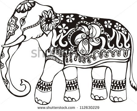 Indian elephant clipart clip download hindu elephant clipart - Google Search | art in 2019 | Elephant ... clip download