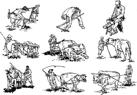 Indian farmer clipart black and white clip art royalty free download Indian farmer clipart black and white 3 » Clipart Station clip art royalty free download