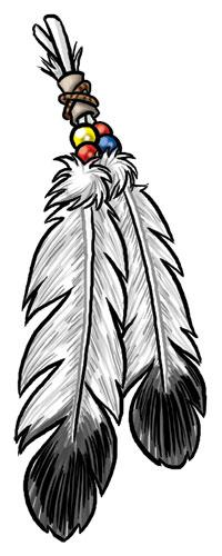 Indian feathers clipart clipart freeuse library Free Indian Feather Cliparts, Download Free Clip Art, Free Clip Art ... clipart freeuse library