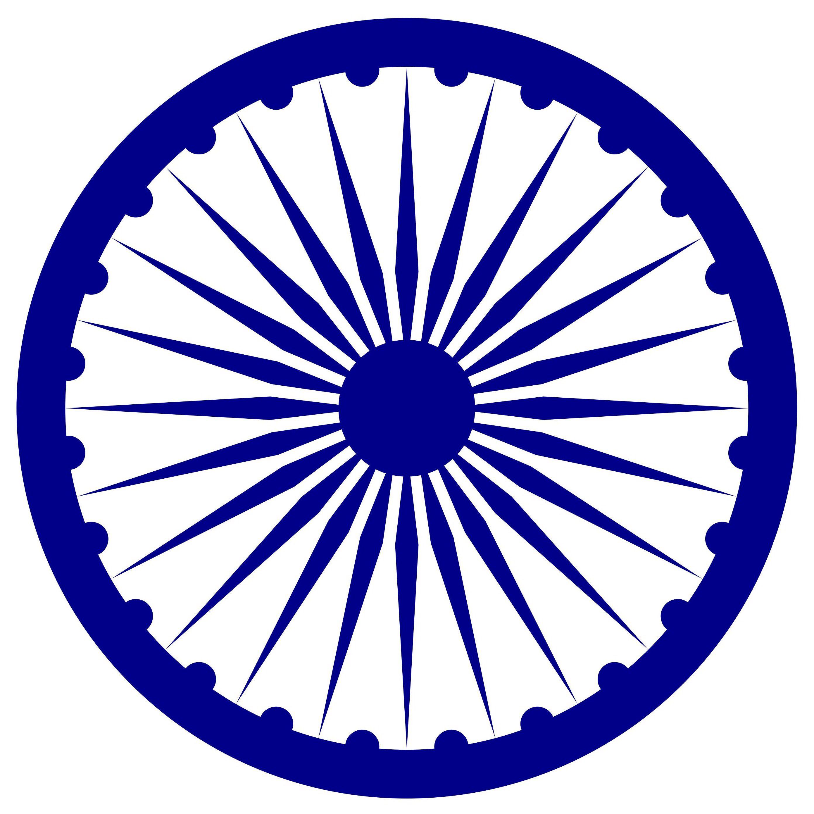 Indian flag chakra clipart jpg black and white Ashoka Chakra | Photography in 2019 | Ashoka chakra, Buddhist ... jpg black and white