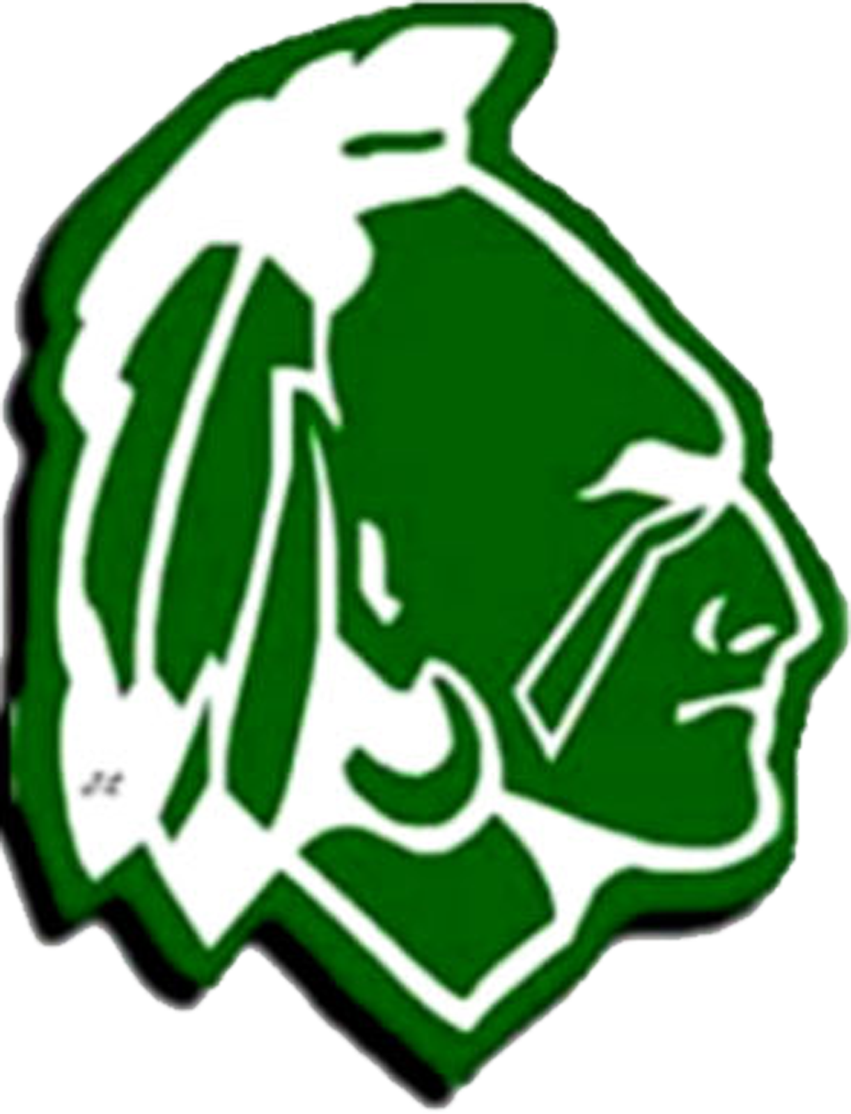 Indian football mascot clipart clipart royalty free library Dartmouth Indians - southcoasttoday.com - New Bedford, MA clipart royalty free library
