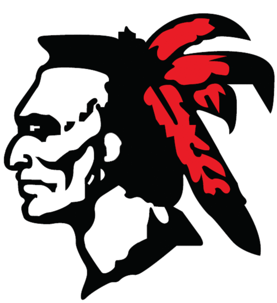 Indian football mascot clipart banner library Lumberman's Axe Game @ SVSU - Chesaning Indians - Chesaning High ... banner library