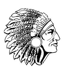 Indian head clipart banner freeuse library Indian Head Clipart | Free download best Indian Head Clipart on ... banner freeuse library