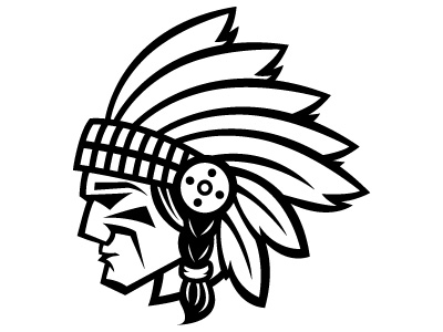 Indian head clipart vector black and white library Free Indian Head, Download Free Clip Art, Free Clip Art on Clipart ... vector black and white library