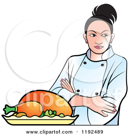 Indian lady chef clipart picture freeuse Black Woman Cooking Clipart | Clipart Panda - Free Clipart Images picture freeuse