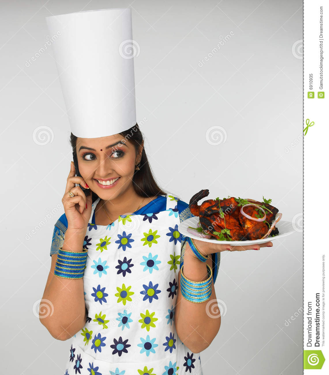 Indian lady chef clipart svg free library Indian lady chef clipart - ClipartFest svg free library