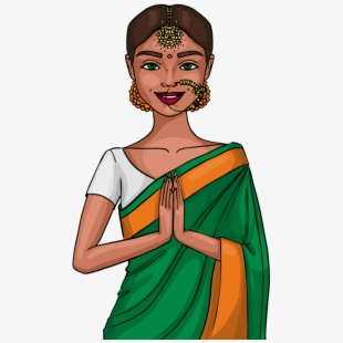 Indian lady clipart svg download Indian Lady PNG Images | PNG Cliparts Free Download on SeekPNG svg download