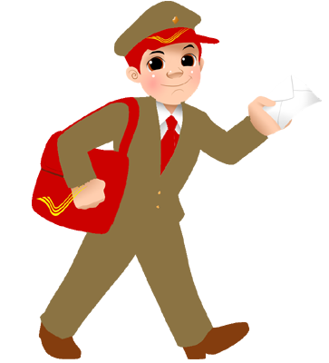 Indian postman clipart image royalty free download Download Free png pin India clipart postman #11 - DLPNG.com image royalty free download