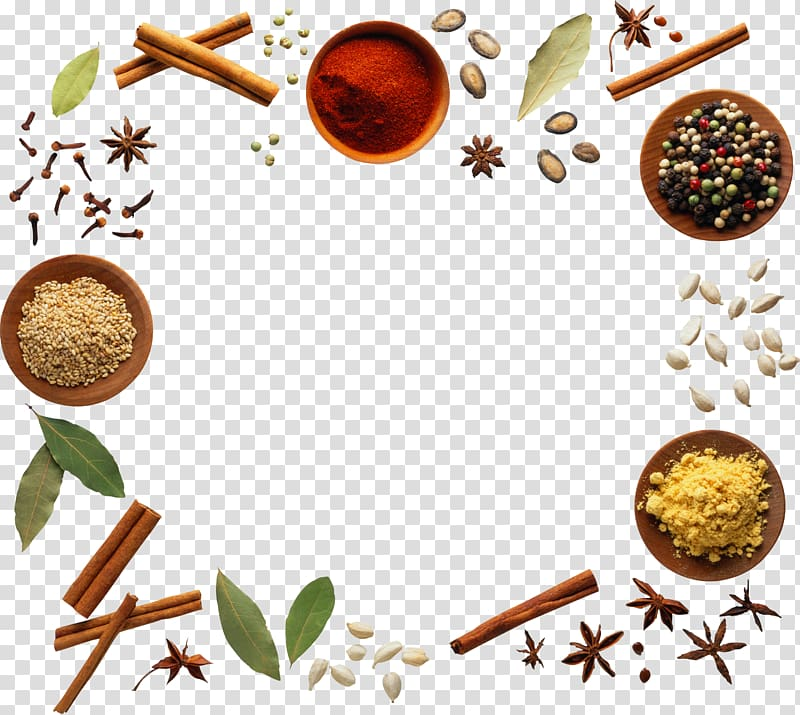 Indian spices clipart picture free download The Spices of Life Indian cuisine Vegetarian cuisine Herb, black ... picture free download