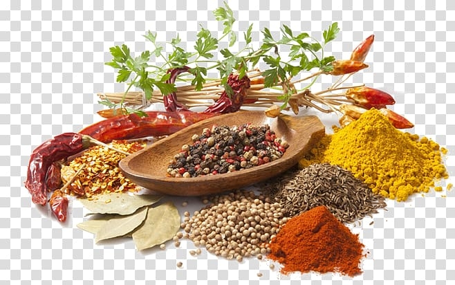 Indian spices clipart banner freeuse stock Indian cuisine Spice Herb Seasoning , Food seasoning spices ... banner freeuse stock
