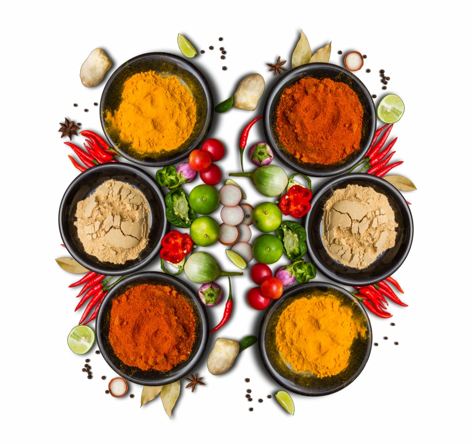 Indian spices clipart jpg transparent library Indian Spices - Dal Bhat Free PNG Images & Clipart Download #261820 ... jpg transparent library