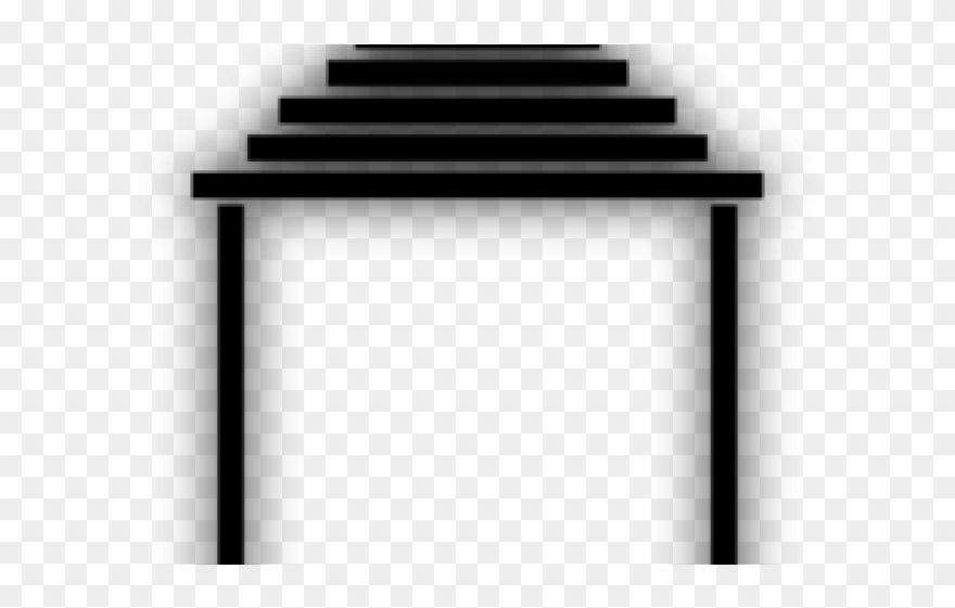 Indian temple clipart jpg library Hindu Clipart Church - Symbol Of Indian Temple - Png Download ... jpg library