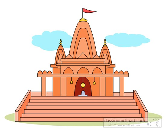 Indian temple clipart clip art library library Hindu temple clipart » Clipart Portal clip art library library
