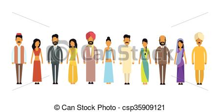 Indian traditional clipart svg library download Indian traditional dress clipart - ClipartFox svg library download