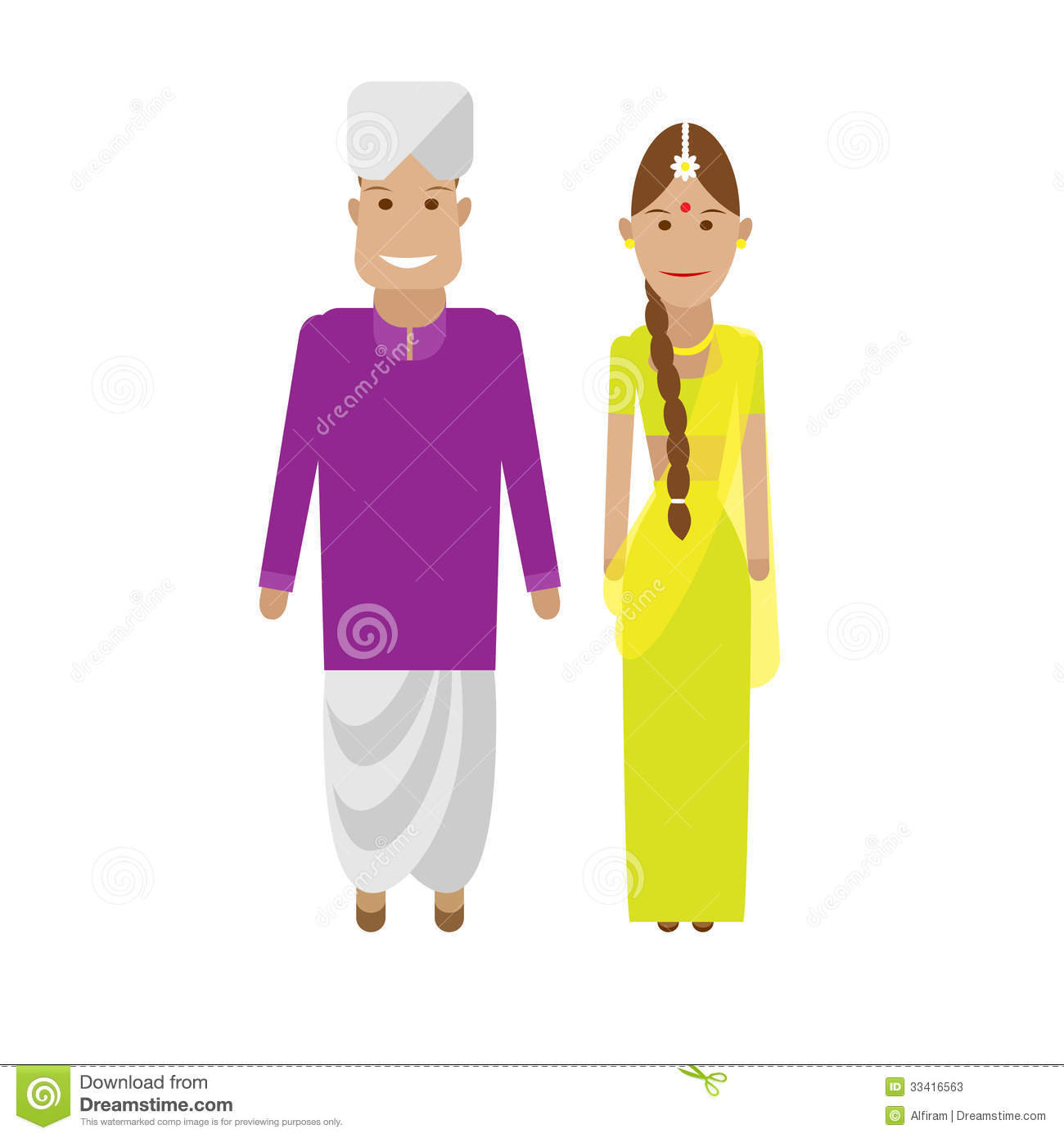 Indian traditional dress clipart clip art royalty free library Indian traditional dress clipart - ClipartFest clip art royalty free library
