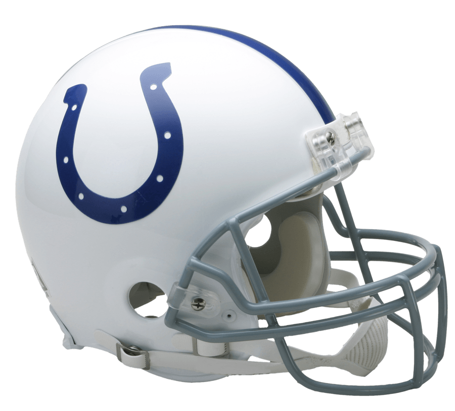 Indianapolis colts helmet clipart svg freeuse Indianapolis Colts Helmet transparent PNG - StickPNG svg freeuse