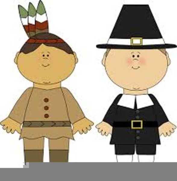 Indians and pilgrims clipart free stock Pilgrim And Indian Clipart & Free Clip Art Images #26022 ... free stock
