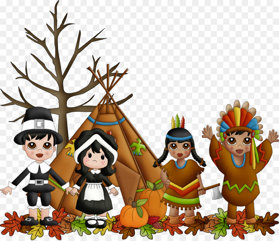 Indians and pilgrims clipart png Pilgrim And Indian Png & Free Pilgrim And Indian.png Transparent ... png