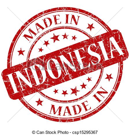 Indonesia clipart svg black and white stock Made in indonesia Illustrations and Clipart. 128 Made in indonesia ... svg black and white stock