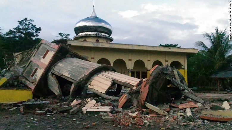 Indonesia earthquake png free download Indonesia earthquake: At least 100 killed in Aceh province - CNN.com png free download