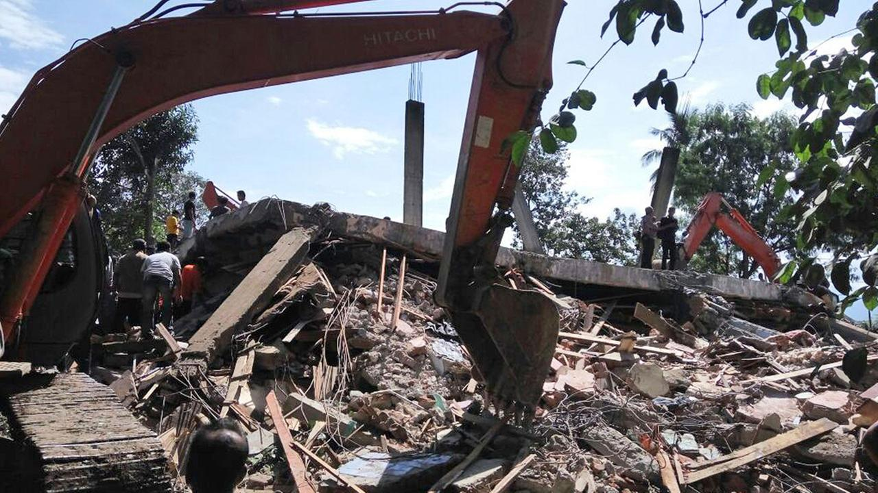 Indonesia earthquake royalty free stock PM Modi Offers Help To Earthquake-Hit Indonesia - India News ... royalty free stock