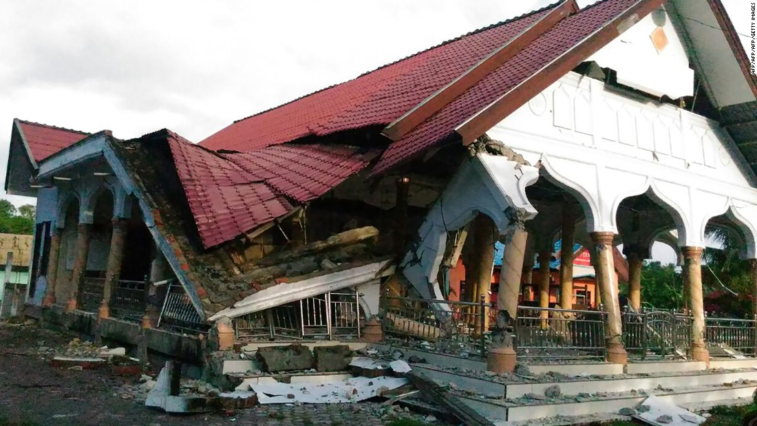Indonesia earthquake vector free library Indonesia earthquake: At least 100 killed in Aceh province - CNN.com vector free library