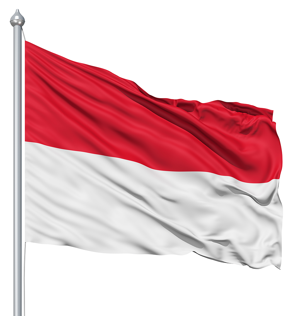 Indonesia flag clipart jpg transparent ▷ Indonesia Flag: Animated Images, Gifs, Pictures & Animations ... jpg transparent