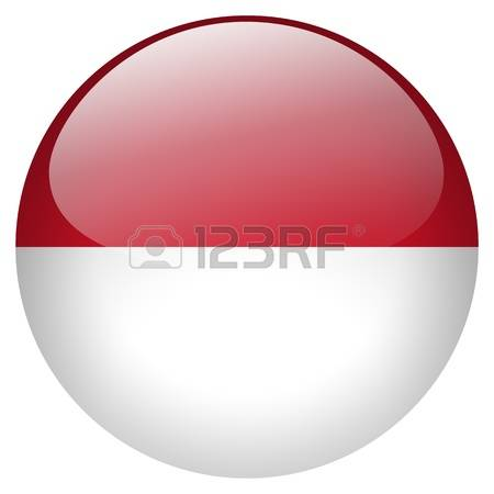 Indonesia flag clipart clip art royalty free download 3,858 Indonesia Flags Stock Vector Illustration And Royalty Free ... clip art royalty free download