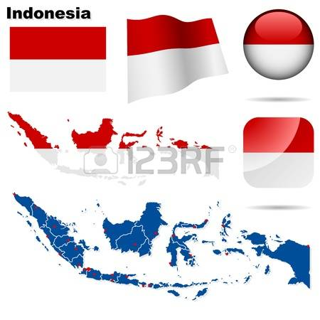 Indonesia flag country clipart clip art freeuse stock 3,013 Indonesian Flag Stock Vector Illustration And Royalty Free ... clip art freeuse stock