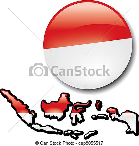 Indonesia flag country clipart royalty free download Indonesia flag country clipart - ClipartFox royalty free download