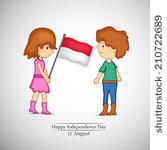 Indonesia independence day clipart png free stock Indonesian independence day celebration clipart - ClipartFest png free stock