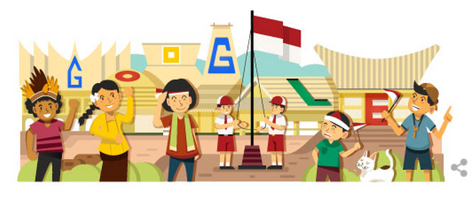 Indonesia independence day clipart image black and white library 25 Incredible Indonesia Independence Day Wishes Photos And Images image black and white library
