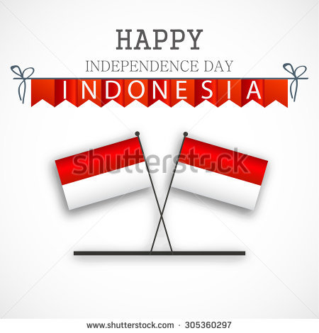 Indonesia independence day clipart svg download Indonesia Independence Stock Images, Royalty-Free Images & Vectors ... svg download