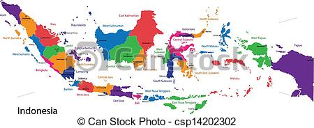 Indonesia map clip art svg freeuse Indonesia Clip Art and Stock Illustrations. 7,101 Indonesia EPS ... svg freeuse