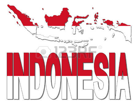 Indonesia map clipart graphic library download 705 Indonesian Map Stock Vector Illustration And Royalty Free ... graphic library download