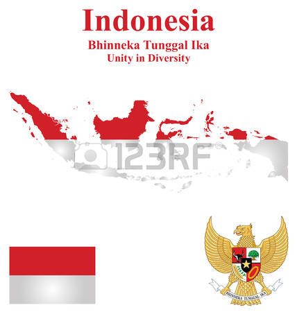 Indonesia map clipart png transparent library 705 Indonesian Map Stock Vector Illustration And Royalty Free ... png transparent library