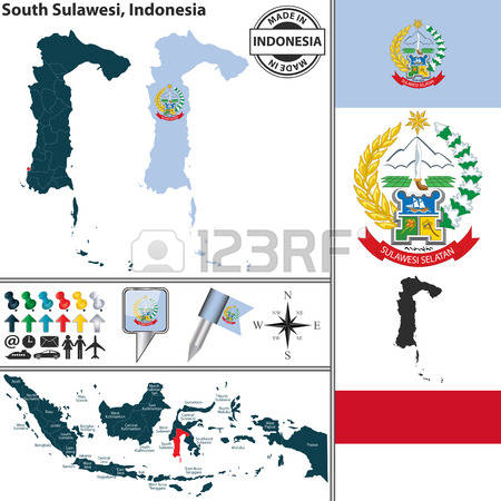 Indonesia map clipart image royalty free stock 705 Indonesian Map Stock Vector Illustration And Royalty Free ... image royalty free stock