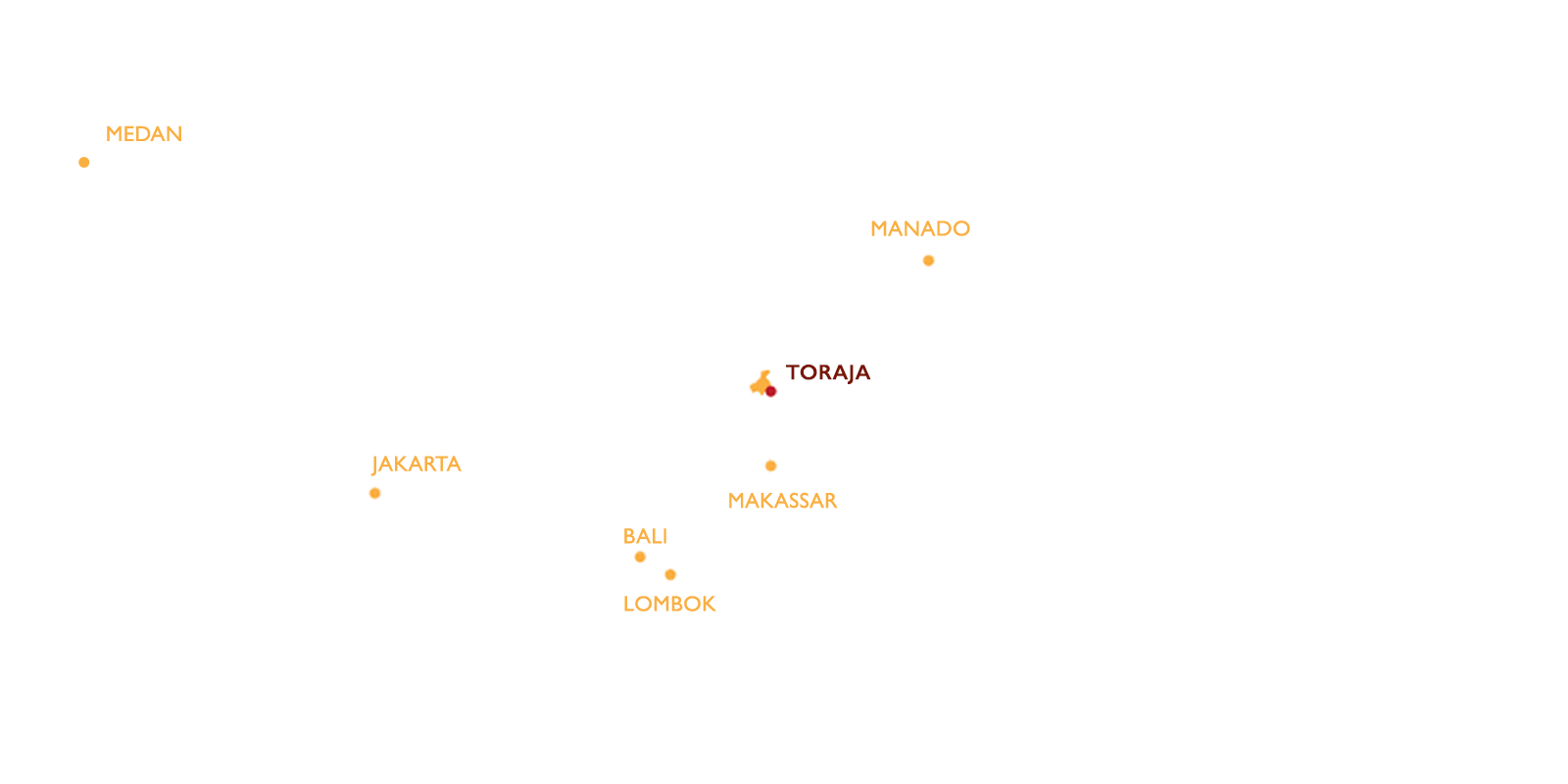 Indonesia money clipart picture freeuse download Toraja Map | Visit Toraja picture freeuse download