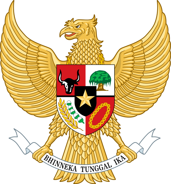 Indonesia money clipart clip art library File:National emblem of Indonesia Garuda Pancasila.svg | Garuda ... clip art library