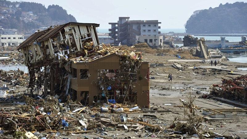 Indonesia tsunami png freeuse library Japan disaster shakes Indonesia tsunami survivors | CTV News png freeuse library