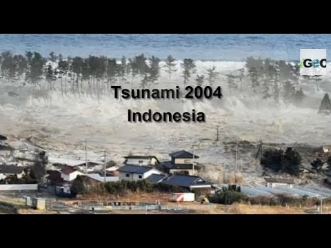 Indonesia tsunami clipart royalty free library Tsunami 2004 Indonesia [IGEO TV] - YouTube clipart royalty free library