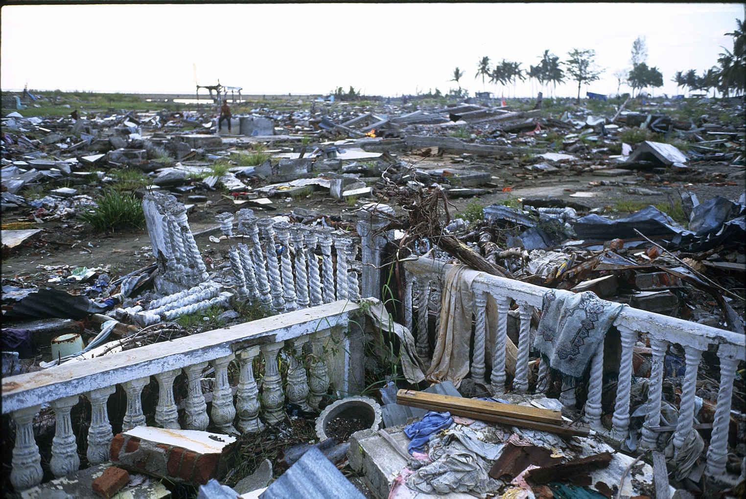 Indonesia tsunami clipart black and white download Indonesia Tsunami: Ten Years Later clipart black and white download