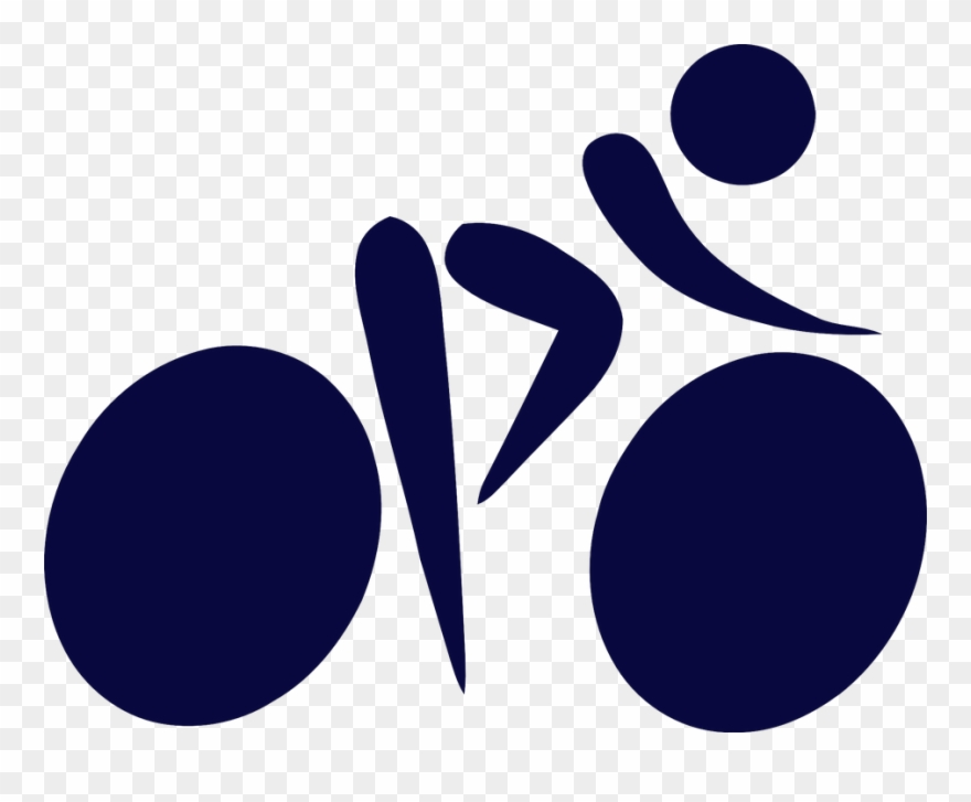 Indoor cycling clipart image free library Biker Clipart Indoor Cycling - Ciclismo Simbolo - Png Download ... image free library